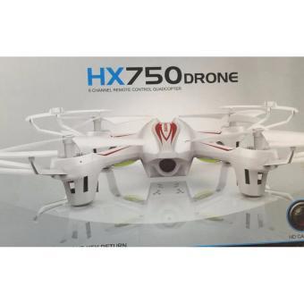 Máy bay điều khiển HX750Drone 6 kênh điều khiển