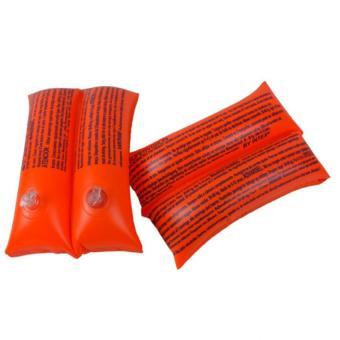 Phao tay Intex đỏ kích thước 25 x 17 cm dùng cho bé từ 6 đến 12 tuổi