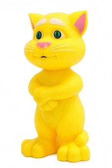 Mèo Tom thông minh Talking Tom biết hát kể chuyện cho bé (Vàng)
