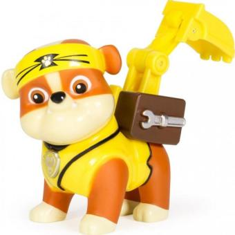 Chó Tuần Tra Paw Patrol Hero Pup Toy - Karate Rubble