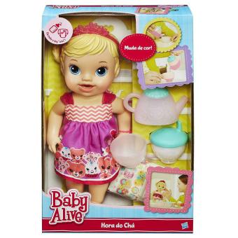 Bộ búp bê và tiệc trà Baby Alive A9288