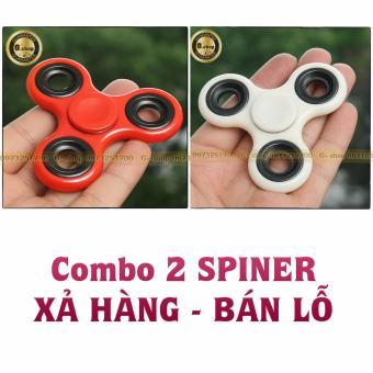 COMBO : 2 CON QUAY FIDGET SPINNER - Vòng bi inox