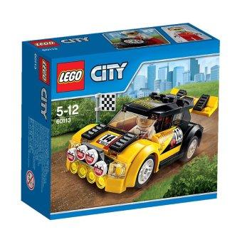 Hộp LEGO City 60113 Xe Đua Đường Trường 104 chi tiết