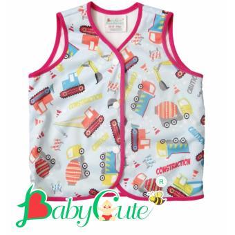 Áo Gile BabyCute size M (8-16kg) Cần Cẩu(Nhiều màu M)