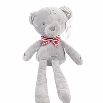 Gấu bông dễ thương có nơ Mamas & Papas cho bé