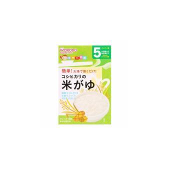 Bột ăn dặm gạo Koshihikari Wakodo Nhật Bản