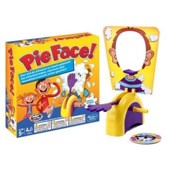 Trò chơi bất ngờ bánh kem đập mặt - Pie Face Game Fun And Suspense