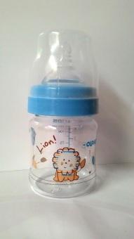 Bình sữa cổ rộng Dolphin 125ml