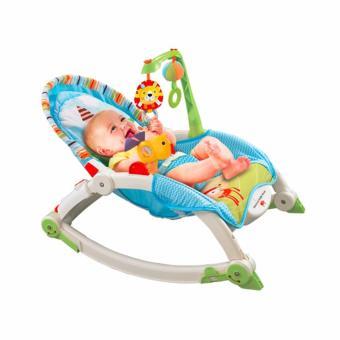 Ghế rung kiêm bập bênh cho bé Konig-Kids KK63560