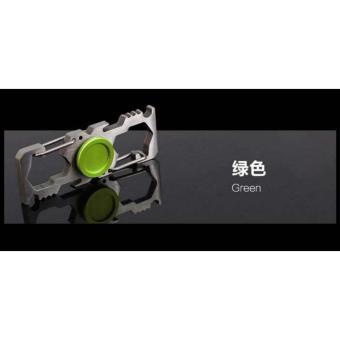 Con quay đa năng thép cao cấp Fidget Spinner DC05