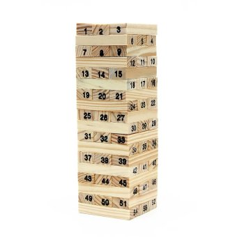 Bộ đồ chơi rút gỗ số