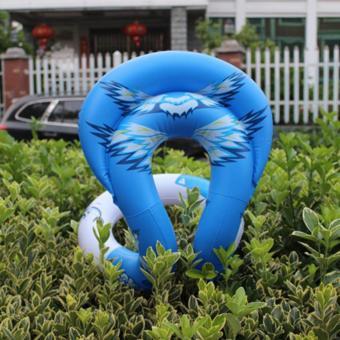 Áo phao tập bơi - Màu Xanh Size M