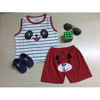 Set bộ quần áo bé trai ( 7-10kg )