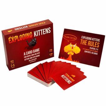 Bài Mèo Nổ - Exploding Kittens