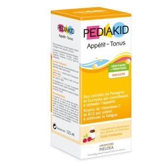 Siro dành cho trẻ biếng ăn Pediakid Appétit Tonus 125ml