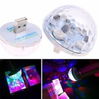 USB ánh sáng theo âm thanh