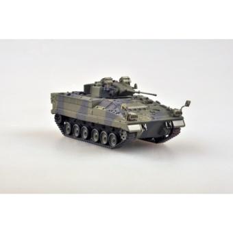 Mô hình xe tăng bọc thép chiến đấu của quân đội Anh MCV 80 tỉ lệ 1:72