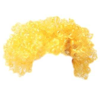 LALANG Cosplay Wigs (Yellow) - intl