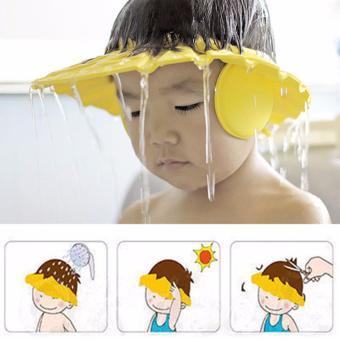nón gội đầu chắn nước cho bé