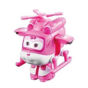 Máy bay biến hình robot mini Dizzy Lốc Xoáy SUPER WINGS YW710040