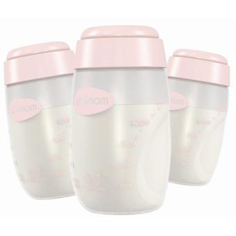 Bộ 3 Bình Trữ Sữa Unimom 150Ml
