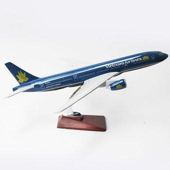 Mô hình máy bay Việt Nam Airlines 1:120 49cm