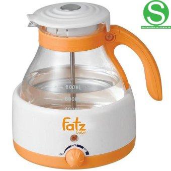 Máy hâm nước pha sữa có nhiệt kế 800ml Fatzbaby FB3005SL