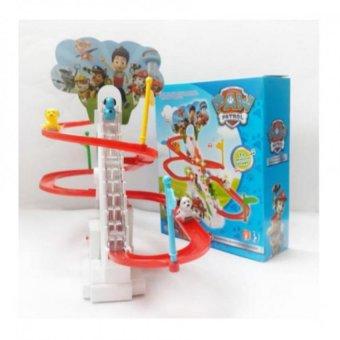 Bộ đồ chơi đường đua Robocar Poli