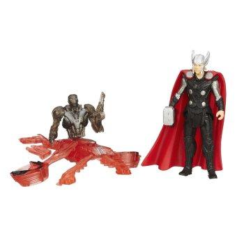 Hasbro Avengers B1486/B0423- Mô hình Thor và Sub Ultron 005