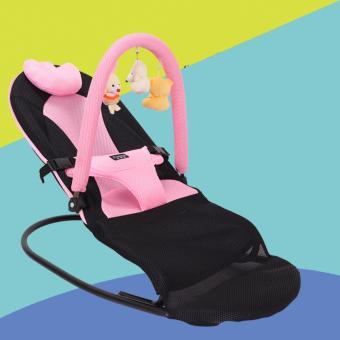 ghế nhún đa năng có đồ chơi cho bé