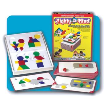 Ghép hình luyện IQ level 1 Mighty Mind MM40100