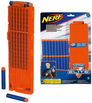 Băng đạn đồ chởi Nerf N-Strike Elite kèm theo 18 viên