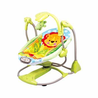 Xích đu cao cấp cho bé Konig-Kids KK63566 có nhạc và rung