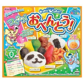 Kẹo gôm tạo hình làm cơm Obento Kracie Popin Cookin 35395