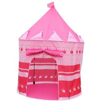Lều Công Chúa Hoàng Tử KL-9999H (hồng)