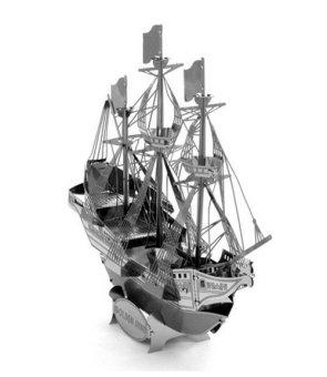 Xếp hình 3D Tàu GOLDEN HILL Alichienchien