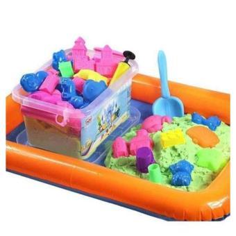 Bộ đồ chơi nặn cát Vi Sinh kèm nhiều chi tiết