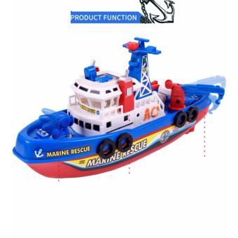 Tàu thủy chạy bằng pin dưới nước dành cho bé yêu