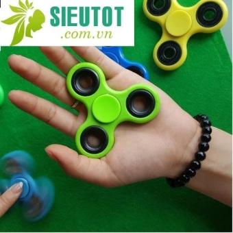 Combo 2 Đồ chơi: CON QUAY FIDGET SPINNER, dùng cho cả trẻ em và người lớn