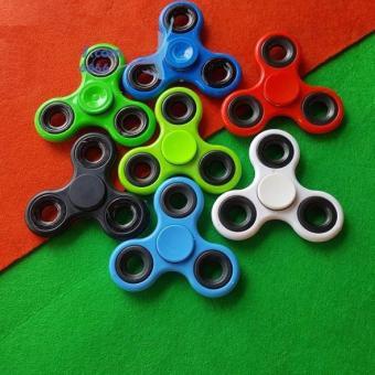 Mua Combo 2 Đồ chơi: CON QUAY FIDGET SPINNER, dùng cho cả trẻ em và người lớn giá tốt nhất