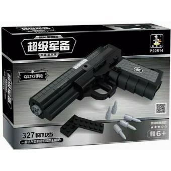 Bộ lắp ráp súng lục