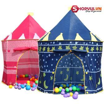 Lều bóng hoàng tử, công chúa cho bé