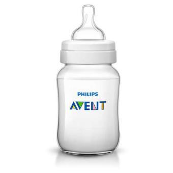 Bình sữa Philips Avent bằng nhựa không có BPA 260ml 563.17