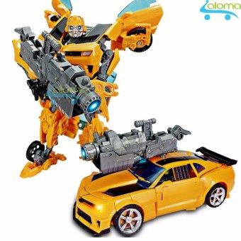 Robot biến hình ôtô Transformer Bumble Bee (cao 20cm)