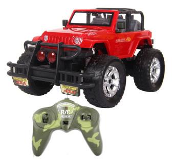 Xe ô tô đua thể thao điều khiển từ xa cho bé (Đỏ)