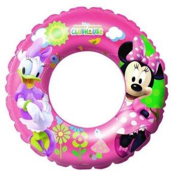 Phao bơi hình chuột Micky 91023 Bestway