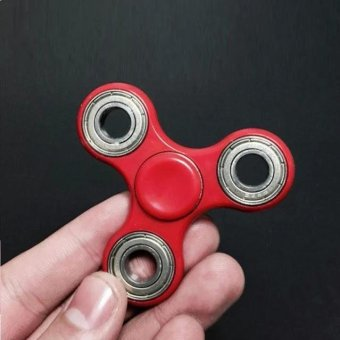 Đồ chơi được sáng tạo mới nhất: Con quay FIDGET SPINNER-Dành cho cả trẻ em và người lớn