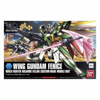 Bộ lắp ráp Gundam 006 Wing Gundam Fenice (HGBF 1/144) - Bandai 0185149