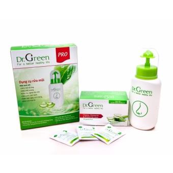 Bình rửa mũi Dr.Green (bộ lớn)