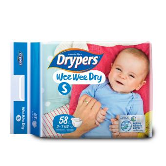 Tã dán Drypers Wee Wee Dry S58